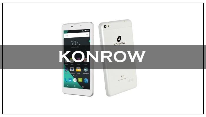 quel est le meilleur smartphone konrow