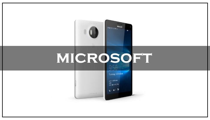 quel est le meilleur smartphone microsoft