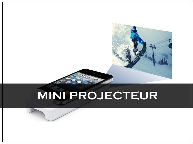 Quel est le meilleur mini projecteur smartphone