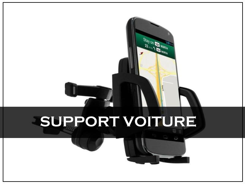 Quel est le meilleur support voiture smartphone
