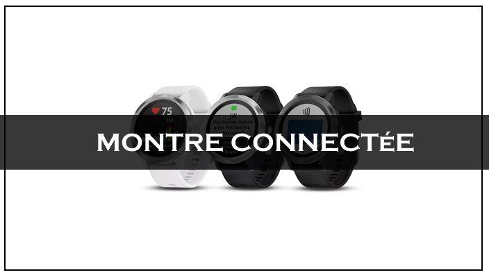 meilleure montre connectée smartphone