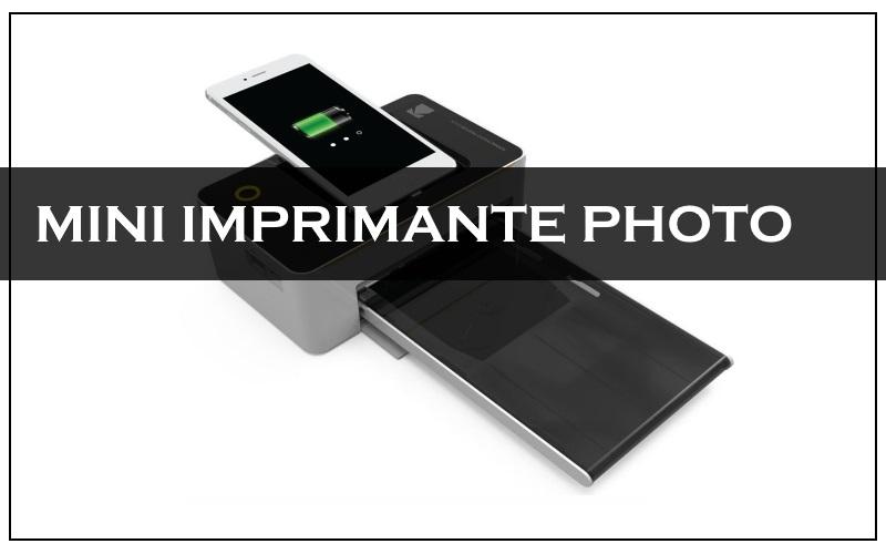 quelle est la meilleure mini imprimante photo smartphone
