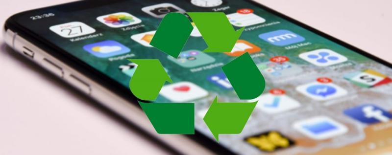 environnement et smartphone